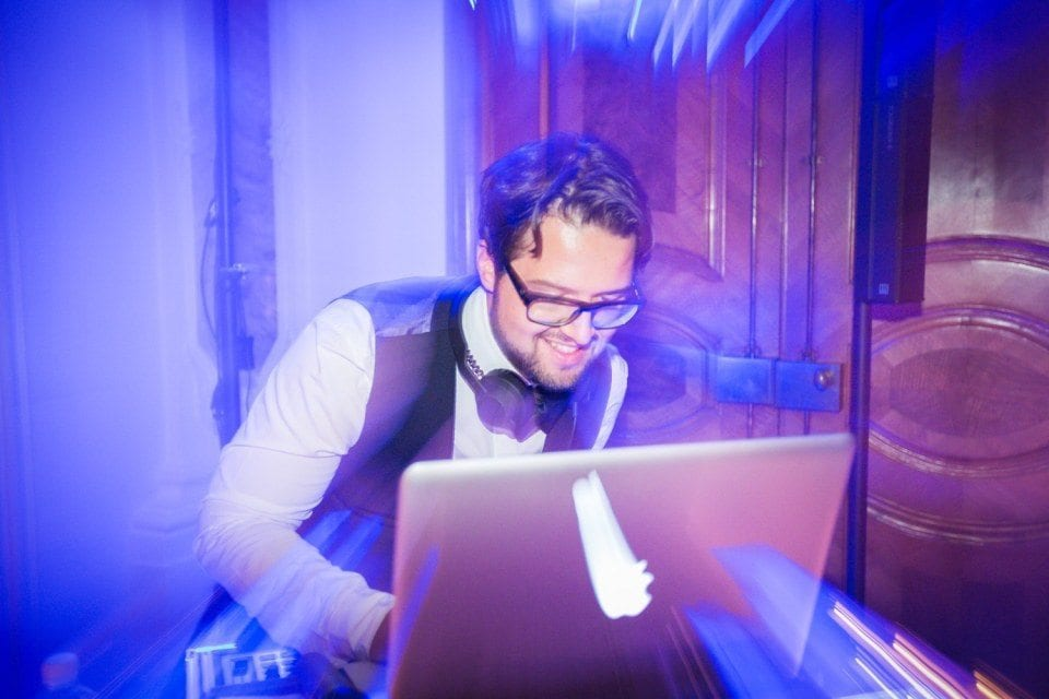 DJ-in-Action